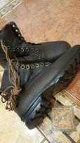 Берци чоботи ботинки робочая обувь спецобувь