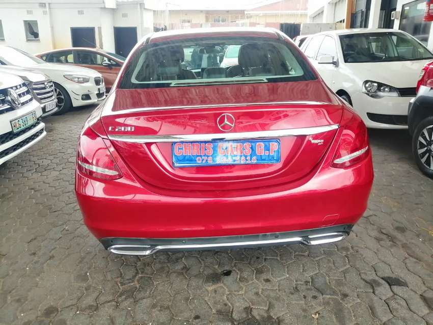 2016 Mercedes Benz C200 engine capacity woomead auto. 0