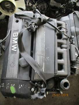 325 E46 6 cyl engine for sale
