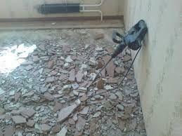 Демонтажные работы Демонтаж бетона
