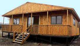 Best quality wooden house log home