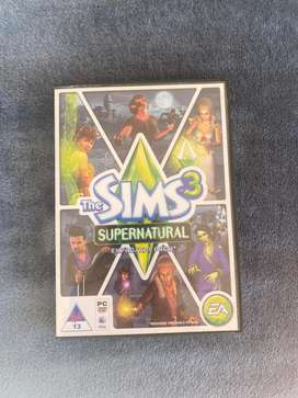The Sims 3 Supernatural Expanison Pack