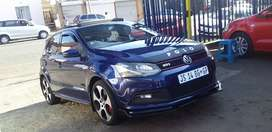 Polo 6 1.4 GTi DSG sunroof Leather seat