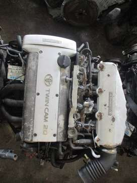 1.6 20V RSI (Silvertop) Toyota 4AGE engine for sale