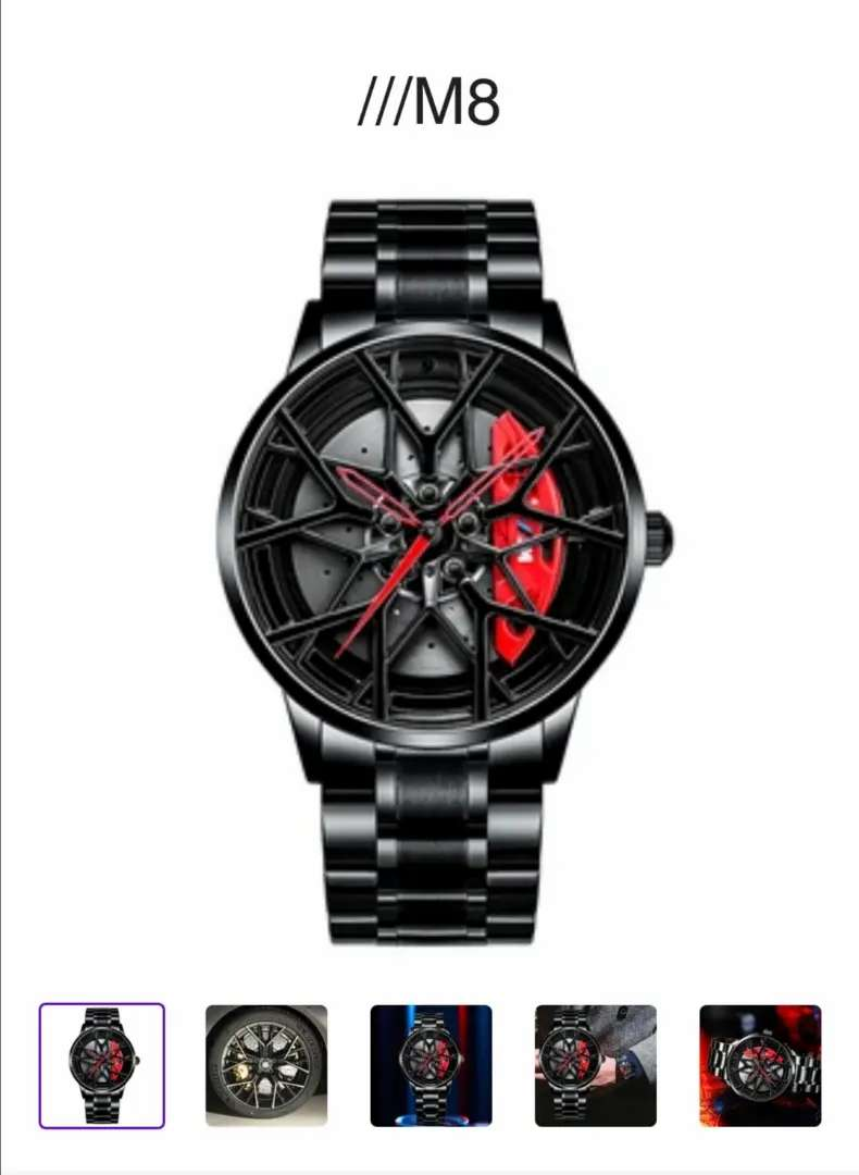 Luxury Sport Car Watches for sale. 0