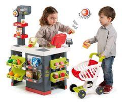 БЕСПЛ.ДОСТАВКА Интерактивный супермаркет Smoby Toys City Market 350213
