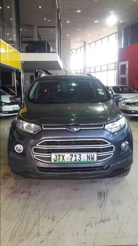 2017 Ford Ecosport 1.5 TDCI For sale