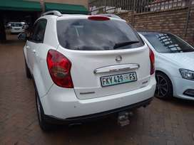 Korando Ssangyong D2.0T Diesel SUV Automatic For Sale