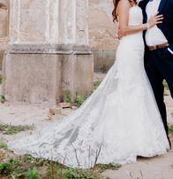 Sprzedam suknię ślubną, model SB AMBROSIA,