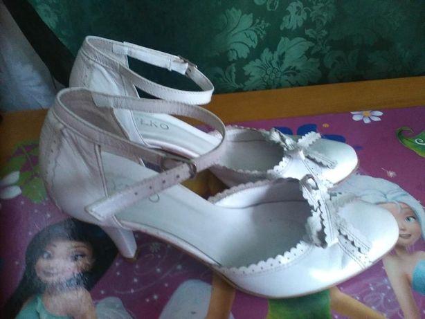 Sprzedam buty ślubne skórzane firmy RYLKO! Przeworsk - image 4