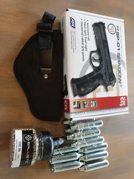 CZ SP-01 Shadow BB Airgun with accessories - Brand new unused