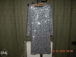 Вечернее платье, р.S-M