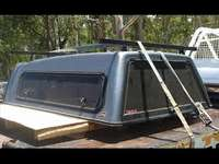 Image of USED FORD RANGER CANOPY
