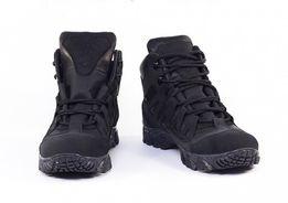 Ботинки зимние водостойкие кожаные, утеплитель Foiltex, 4 штурм