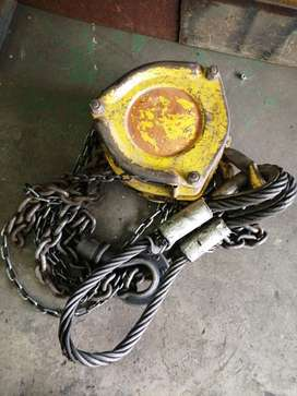 Chain block 3 ton