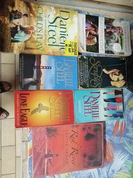 7 x Books as per pics - good condition. R500 for the lot