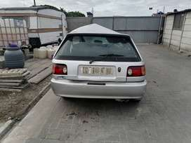 TOYOTA TAZZ 1.6 BREAKING UP FOR SPARES