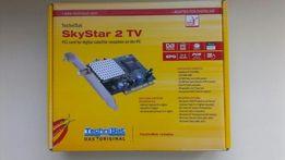 DVB тюнер SkyStar2 ,новый