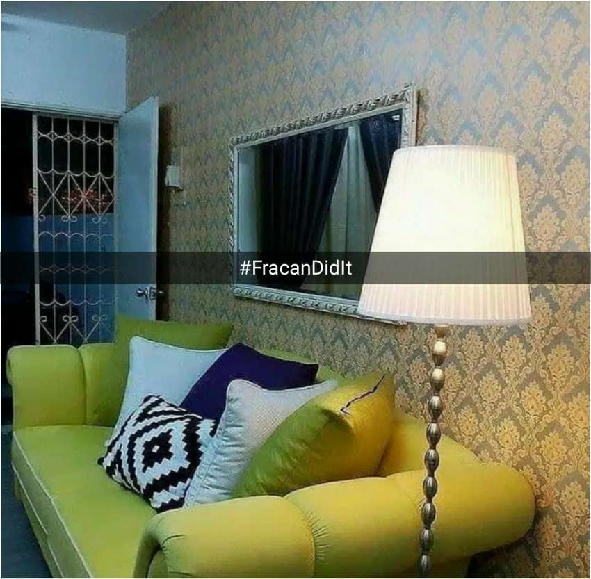 Give your home that welcoming look this festive season. Fracan 0