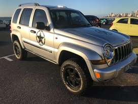 Jeep Cherokee limited edition raised body 4x4 AT excellent condition