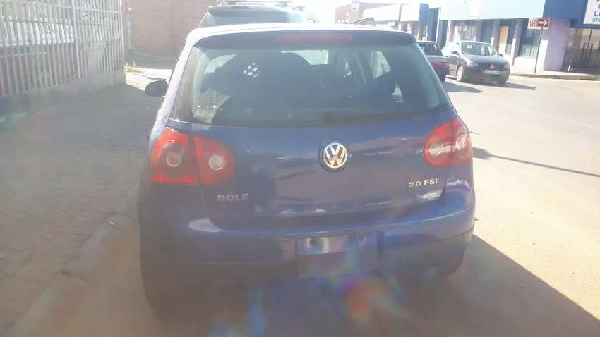 Golf 5 2L fsi BLM auto stripping for spares 0