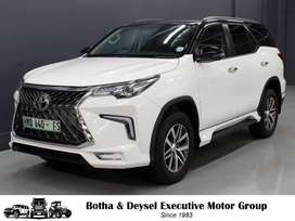 2020 Toyota Fortuner 2.8Gd-6 auto