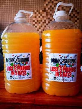 Drink2Shrink Available (health drink)