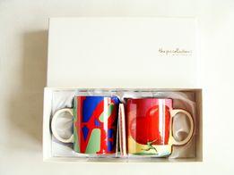 Komplet 2 kubków ceramicznych z kolekcji U.S. Postal Serwice