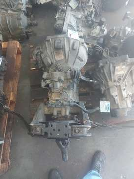 TOYOTA DYNA CHOC GEARBOXES