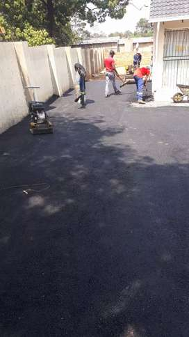MJ TARRING AND ROADS CONSTRUCTION