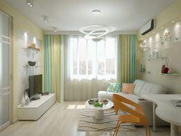 Продается 2х комнатная квартира, свободная планировка.