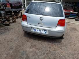 Golf 4 stripping for parts