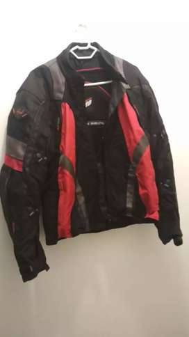 V-moto motorcycle jacket - large