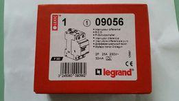 Wyłącznik RCD różnicowo-prądowy Legrand 09056 P302 25A 30mA 2P typ A
