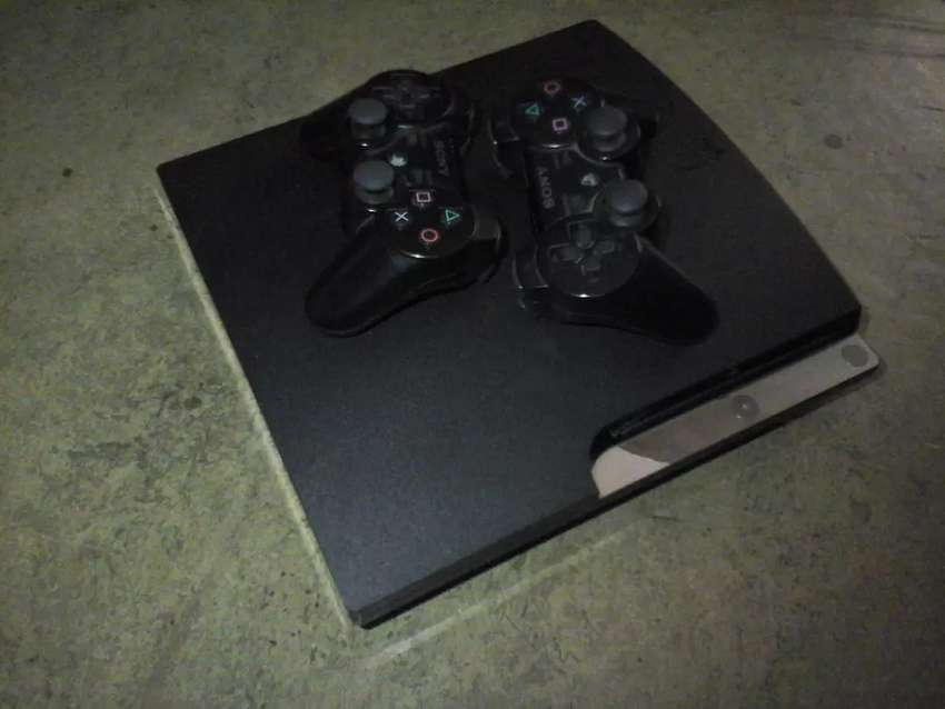 PS3 console game loaded with games for sale 0