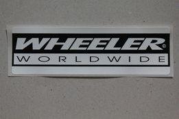 Naklejka WHELLER-rower-rowery