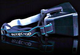 Очки виртуальной реальности Ritech 3D Glasses, пластик.