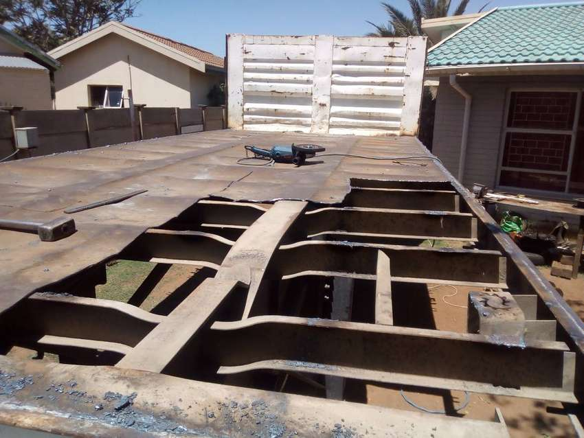 Repair of Trailers and Services 0