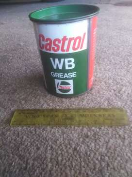 Castrol Grease, tin