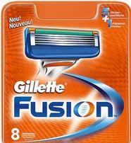 Gillette Fusion 8 шт. в упаковке . Оригинал
