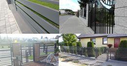 PRODUCENT Ogrodzenia nowoczesne, płoty, siatki, panele ogrodzeniowe.