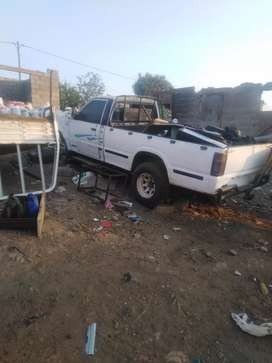 Ford courier body for sale no engine and gearbox