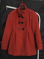 Zimowy płaszcz roz. 36