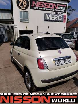 2014 FIAT NOW STRIPPING FOR SPARES INT & EXT PARTS AVAILABLE