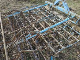 Agregat uprawowy Lemken szer.280cm podwójne wałki, niezniszczalny