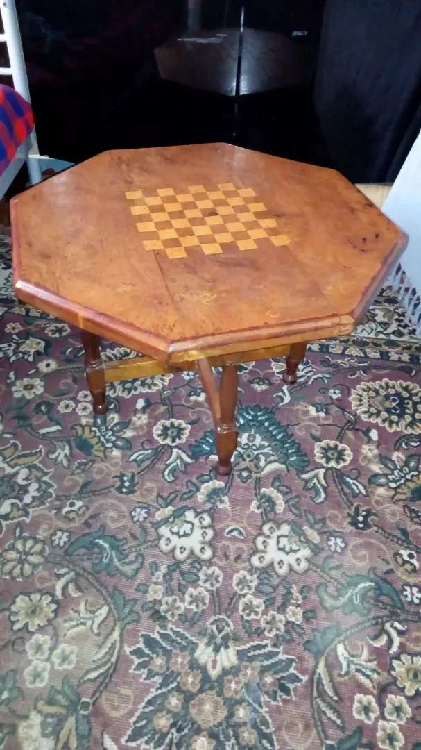 Mahogany Coffee Table 0