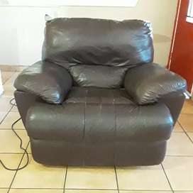 One seat recliner - very comfortable