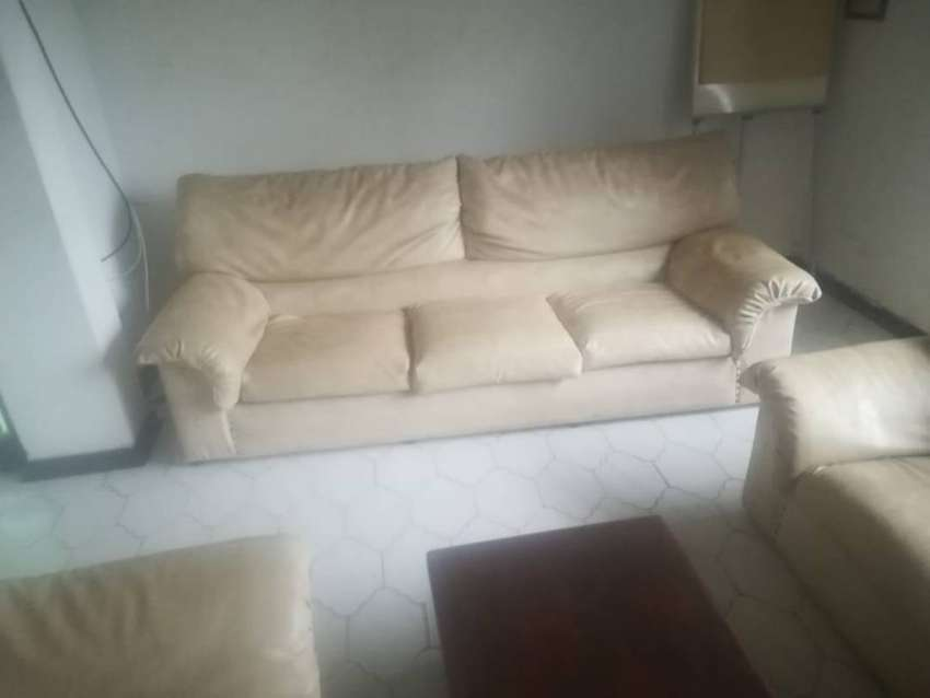 Used Pure leather sofas for sale 0