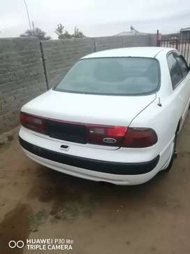 Selling my Ford telstar 16 value 2.0 engine is very nice