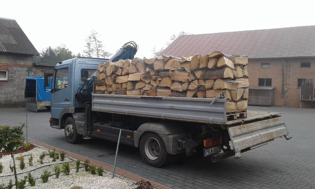Drewno kominkowe opałowe Aleksandria - image 4